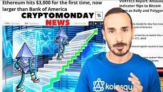 BITCOIN ETHEREUM e BITCOIN sulla LUNA - CryptoMonday NEWS w18/'21