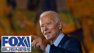 Biden delivers remarks in Wilmington, Delaware