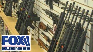Gun sales soar in California since pandemic: Study