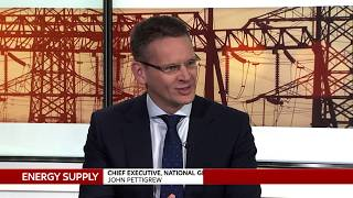 NATIONAL GRID PLC NEW Nationalisation of National Grid would cost £100bn, says CEO