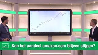 AMAZON.COM INC. Kan het aandeel amazon.com blijven stijgen? | LYNX