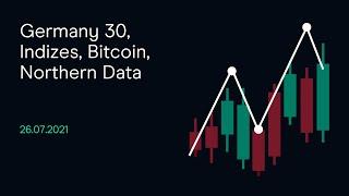 BITCOIN Germany 30, Indizes, Bitcoin, Northern Data ( CMC BBQ 26.07.21)