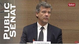 ALSTOM Vente d'Alstom : Emmanuel Macron devrait rendre des comptes, pour Arnaud Montebourg