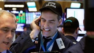 DOW JONES INDUSTRIAL AVERAGE Dow reaches quickest 1,000-pt milestone