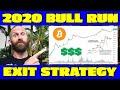 🔵 CRYPTO BULL RUN - Cash Out Plan 2020