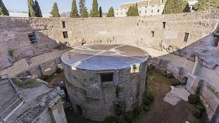 Bis Juli ausverkauft: Mausoleum von Kaiser Augustus in Rom wieder offen