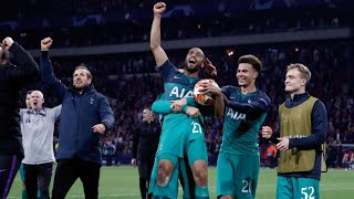 AJAX Ligue des champions : Tottenham renverse l'Ajax et rejoint Liverpool en finale