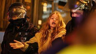 UBER INC. Beispiellose Protestwelle in Russland: Über 3.000 Festnahmen