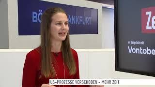BAYER AG NA O.N. Glyphosat-Prozesse von Bayer in USA vertagt- Good news oder Hängepartie??