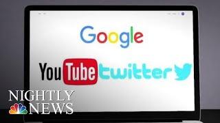 NEW ZEALAND DOLLAR INDEX Social Media Platforms Scramble To Take Down New Zealand Shooting Video   NBC Nightly News