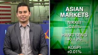 DOW JONES INDUSTRIAL AVERAGE Futures positive, Asia mixed, Dow Jones in focus