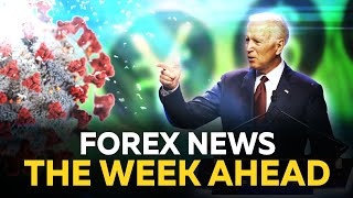 THE WEEK AHEAD FOREX NEWS: Economic data, Inauguration of Joe Biden, COVID-19
