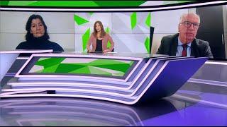 Interview d'Emmanuel Macron à Brut : Cécile Rilhac face à Eric Bocquet