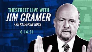 TESLA INC. Lordstown Motors, Tesla, Fed Preview: Jim Cramer's Stock Market Breakdown - June 14