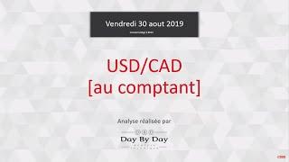 USD/CAD Idée de trading : achat USD - CAD [au comptant]
