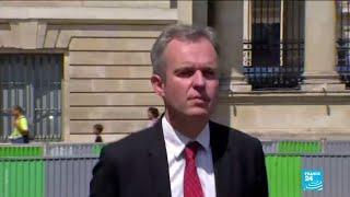 Rugy démissionne : rappel du parcours politique de l'ex-ministre pris dans les affaires