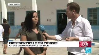 """Présidentielle en Tunisie : """"On sent une grande vivacité démocratique"""""""