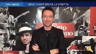 """Calenda sindaco di Roma, Massimo Cacciari: """"Dice 'mai con i 5 stelle', ma come vuoi vincere ..."""