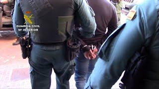 Detenidos 45 miembros de una red de narcotráfico por la costa andaluza
