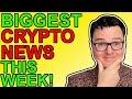 Biggest Crypto News This Week! (Terra, Cardano, Ethereum)