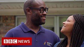 DOW JONES INDUSTRIAL AVERAGE Tulsa: The couple keeping Black Wall Street alive - BBC News