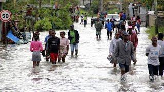 """UBER INC. Wirbelsturm """"Eloise"""" wütet über Ostafrika: Mindestens 9 Tote"""