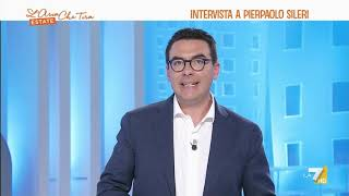 """Pierpaolo Sileri: """"Non credo che servano incentivi economici alla vaccinazione, non è così ..."""