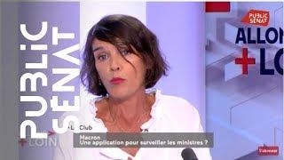 L'appli de Macron pour surveiller ses ministres