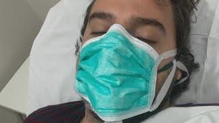 Jong, topfit en ernstig ziek door corona: 'Kan jou ook overkomen'