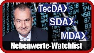 FREENET AG NA O.N. Freenet, Aixtron, Sixt, Nabaltec, Secunet - kompakt in Schröders Nebenwerte-Watchlist
