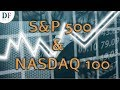 S&P 500 and NASDAQ100 Forecast August 21, 2019