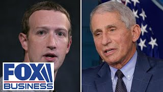 FACEBOOK INC. Republicans demand answers from Facebook over Fauci emails
