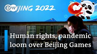 Groups call for boycott of Beijing Olympics over China's human rights record | DW News