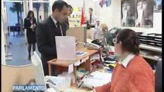 CTT CORREIOS PORT Euronews - PO - Parlamento: Liberalização dos correios