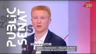 BONJOUR HOLDINGS LTD Best Of Bonjour chez vous ! Invité politique : Adrien Quatennens (18/10/19)