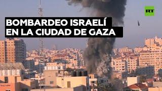 Ataque aéreo israelí mata a al menos 10 palestinos en Gaza