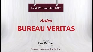 BUREAU VERITAS Action Bureau Veritas : nouvelle impulsion attendue - Flash Analyse IG 20.11.2017