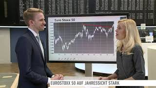 ESTOXX50 PRICE EUR INDEX EuroSTOXX 50 statt DAX?