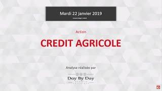 CREDIT AGRICOLE CREDIT AGRICOLE : secteur bancaire sous pression