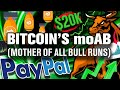 Did Paypal Just Trigger the Mother of all BTC Bullruns!?