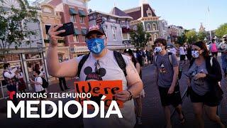 Noticias Telemundo Mediodía, 15 de junio de 2021 | Noticias Telemundo