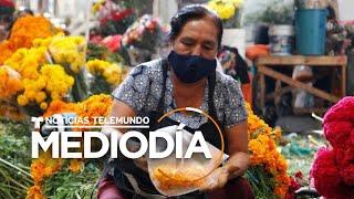 México celebra el Día de los Muertos bajo la nueva normalidad debido a la pandemia
