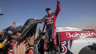Troisième Dakar pour Carlos Sainz, grande première pour Ricky Brabec