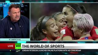 Coach of USWNT players talks Women's World Cup