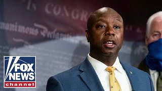 Tim Scott to deliver GOP rebuttal to Biden address