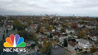 WI, MI Voters Speak Out On Impact Of Pandemic, Social Justice Protests On 2020   NBC Nightly News