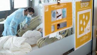Chef der Covid-Taskforce: Krankenhäuser bald überlastet