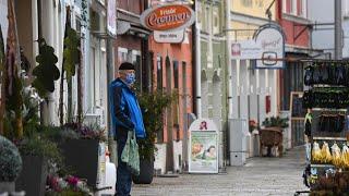 Covid-19 : l'Allemagne ferme ses restaurants et ses institutions sportives et culturelles dès lundi