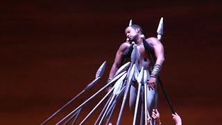 В Крыму в стенах древнего Херсонеса грандиозным концертом завершился международный фестиваль.