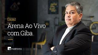 Arena ao Vivo com Giba 18/06/2019